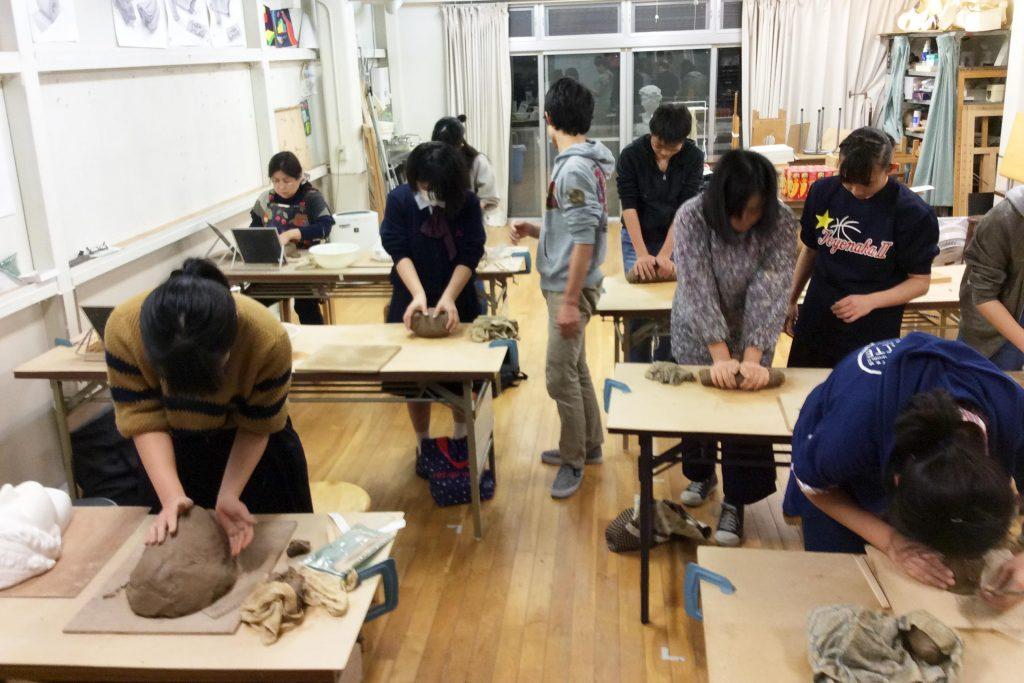 ワークハウス造形教室の特徴