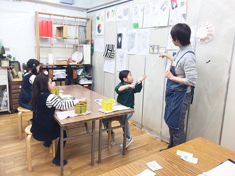 子ども造形教室