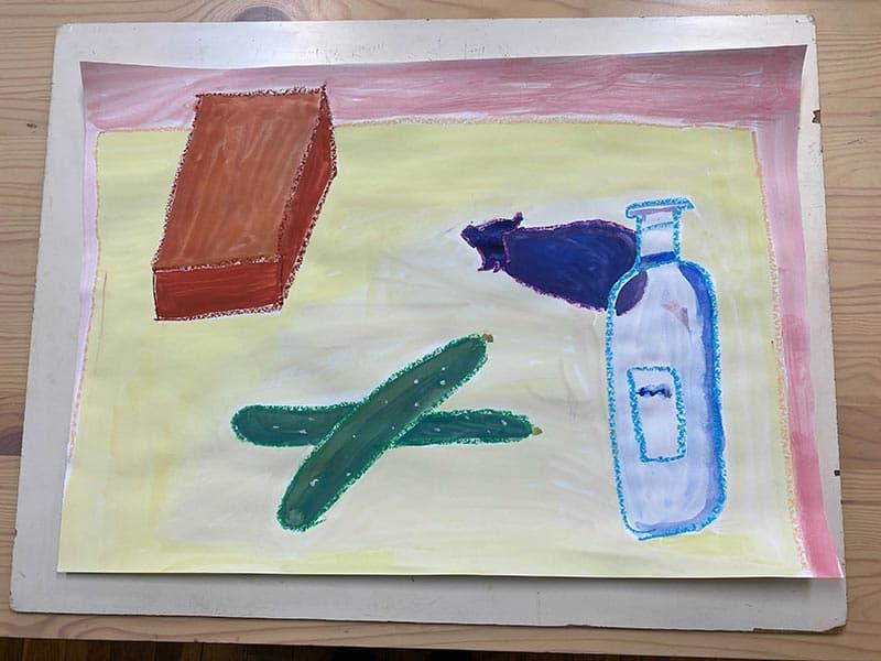 小学5年生の作品