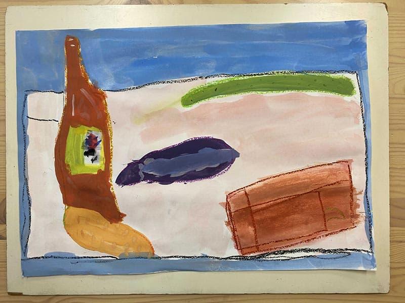 小学校1年生の作品